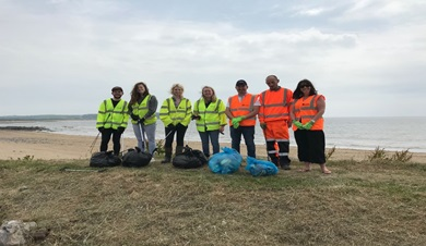 Project Beach Clean