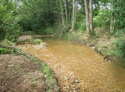 Monks Brook Improvements