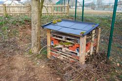 Rissington Primary School Bug Hotel