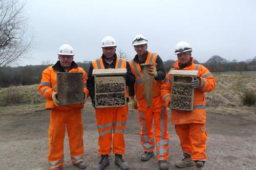 Hoads Wood Embankment Stabilisation