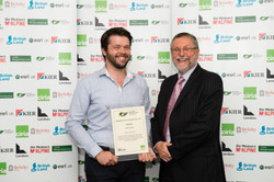 Client Award winner