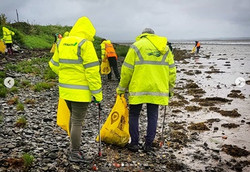 Clean Coasts for RAMSAR Lough Site