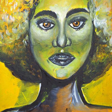 Gaia | Jay Percy Art | Psychedelic Art | Visionary Art