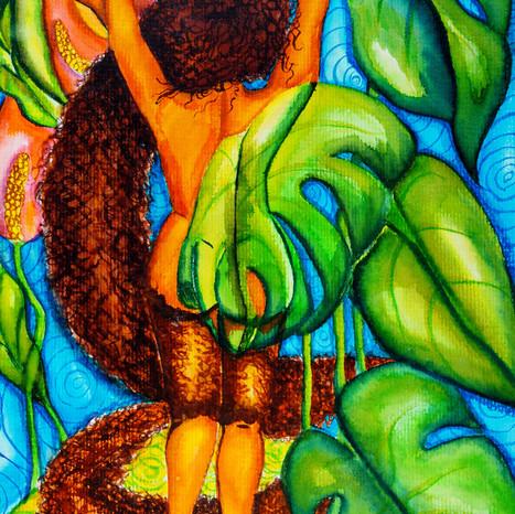 Awake | Jay Percy Art | Psychedelic Art | Visionary Art