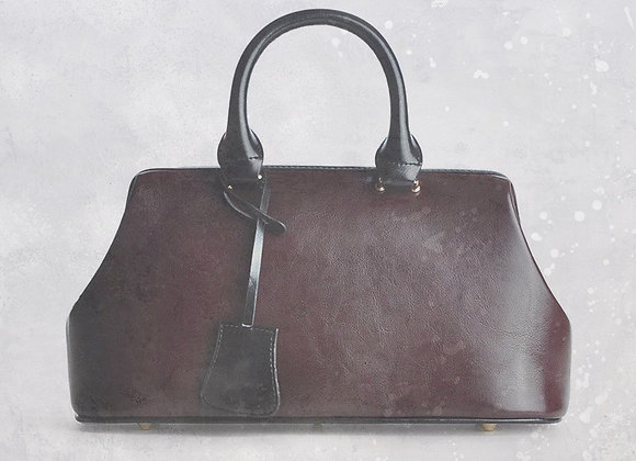 Brown Sophisticated Purse