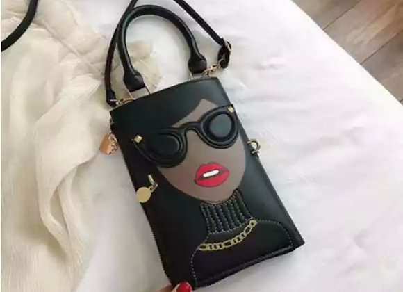 Colored Gurls Shoulder Bags
