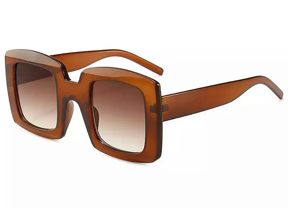 Sexy Sophisticated Brown Sunglasses