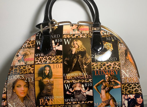 Sold!! Gorgeous Magazine Purse only $19.99