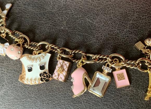 Exquisite Beauty Charm Bracelet