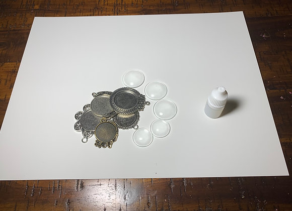 Photo Pendant Starter Kit
