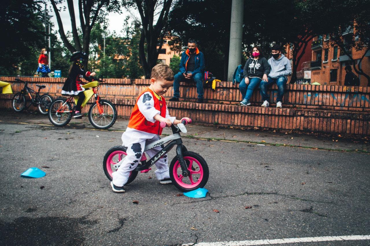 Ciclismo Habilidad Nivel 1