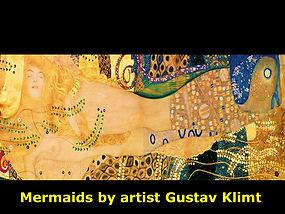 Klimt Mermaids2.jpg