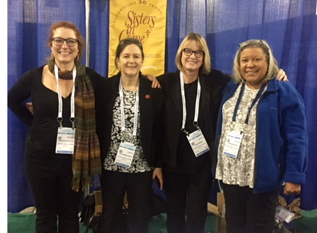 Sisters in Crime-Colorado at the American Library Association Conference