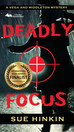 Book Club Discussion Questions for  Deadly Focus: A Vega & Middleton Novel Book #1