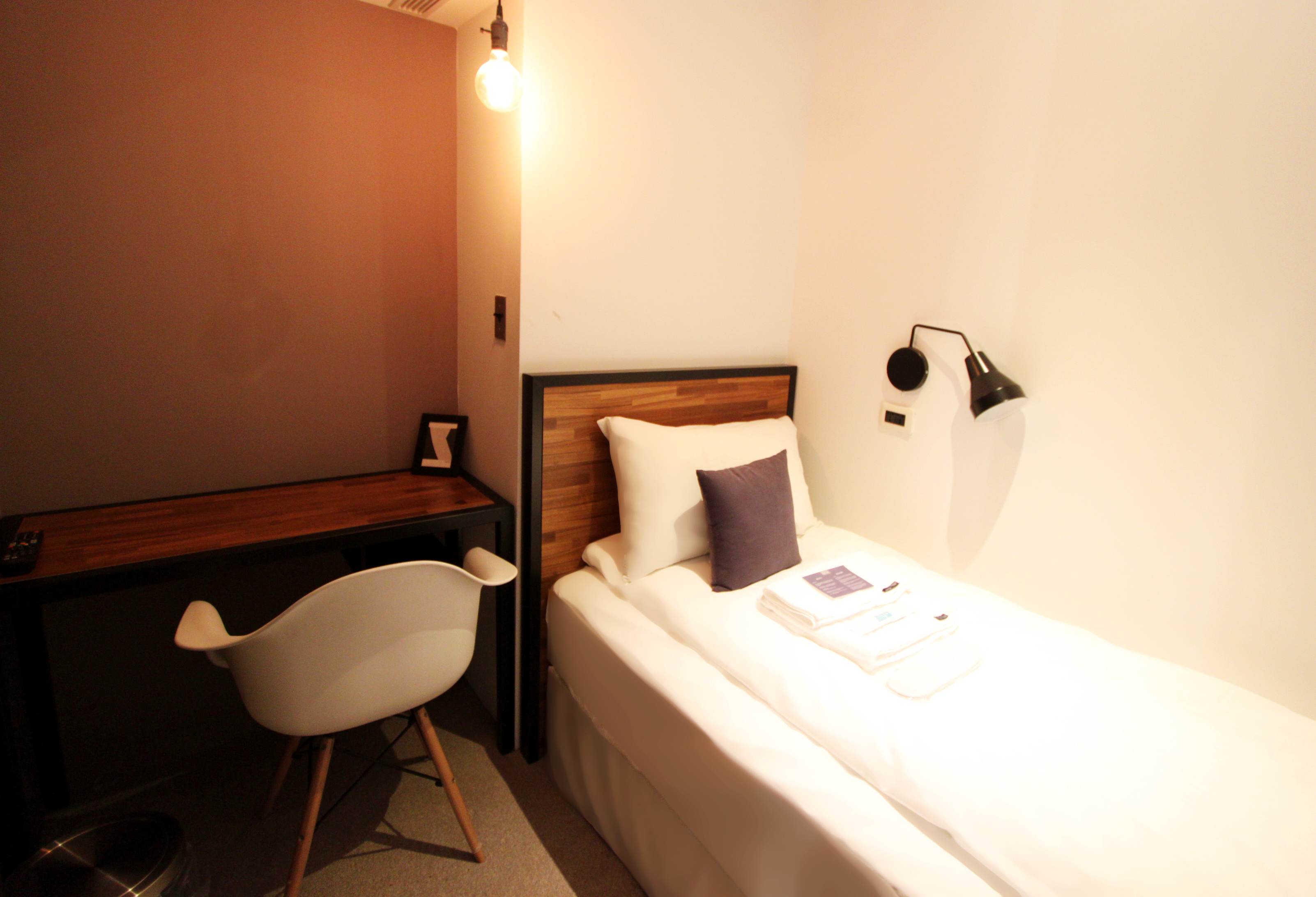 Daanpark room for 7047 design hotel