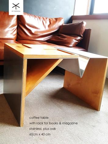 XY coffee table- Geomatric