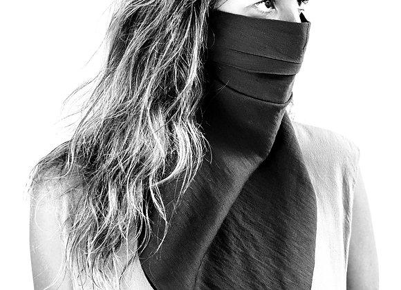 Máscara Lenço Lisa