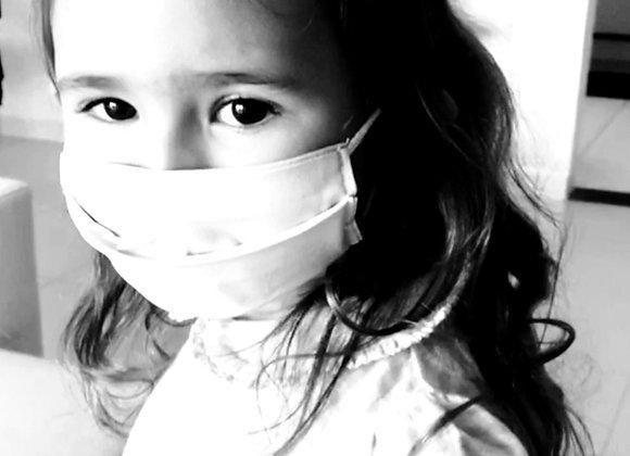 Máscara Básica Infantil