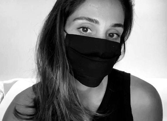 Máscara Básica Lisa Regulador