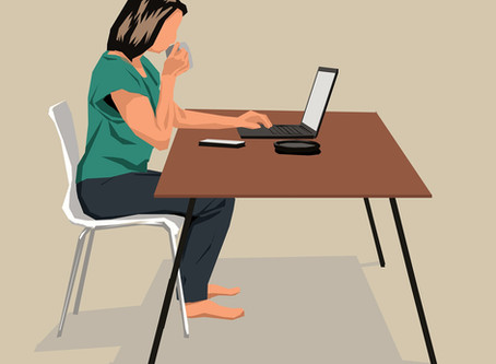 Authors Discuss... How We Should Present Ourselves Online