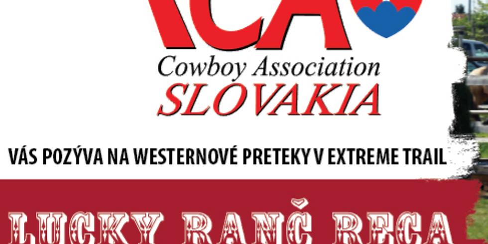 Westernové preteky v Extreme Trail - 15.9.2015