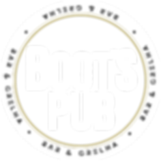 Boot's Pub - Bar & Grelha - LOGOTIPO Vet