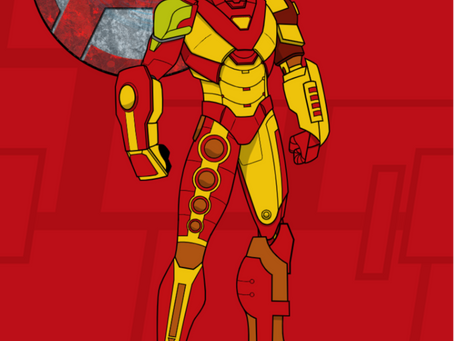 Create your Own Iron man Suit!!!!!!!!!!
