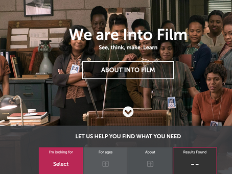 Watch free movies on Into Film