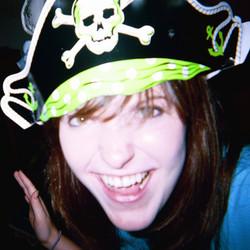 Whitney Iuvone, Halloween Pirate