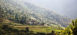 bhutan house - 1
