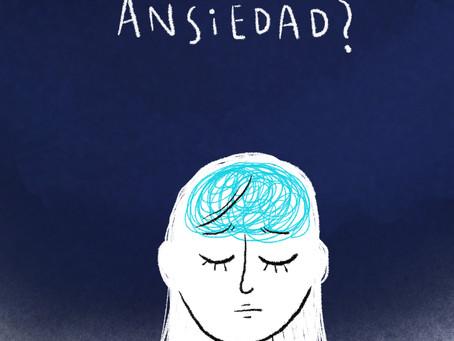 ¿Qué sientes cuando sientes ansiedad?