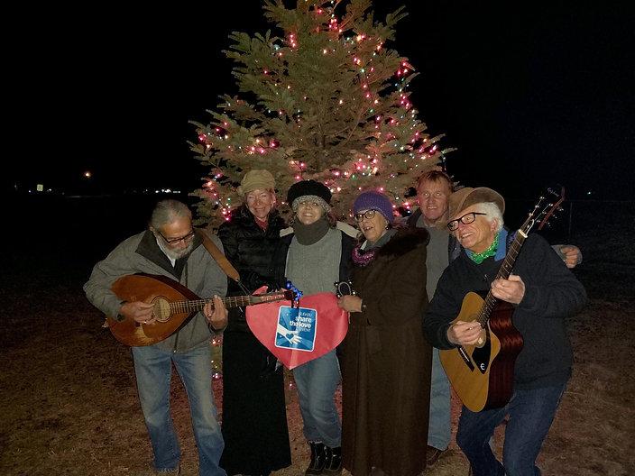 Christmas Tree  lighting Share the love