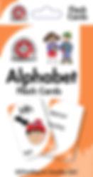 Canadian Curriculum Press Flash card Alp