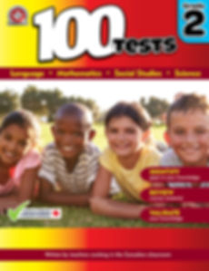 Canadian Curriculum Press 100 Tests Mat