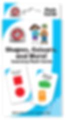 Canadian Curriculum Press Flashcard Shap