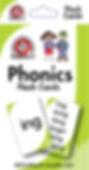 Canadian Curriculum Press Flashcard Phon