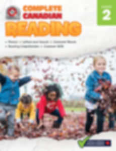 Canadian Curriculum Press Complete Canadian Reading Grade 2
