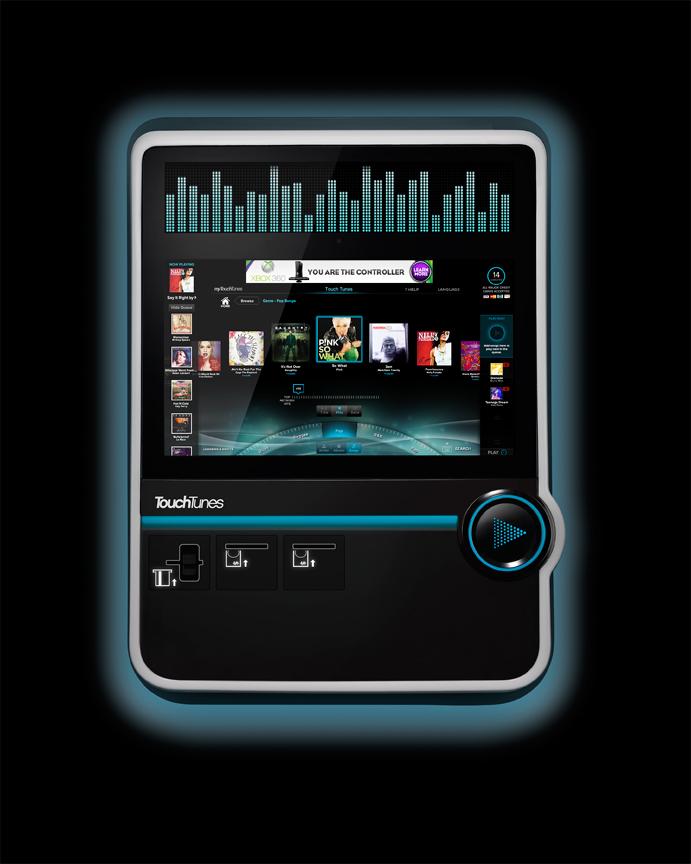 TouchTunes Vitruo