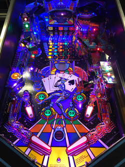 Williams Jack*Bot Pinball