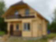 Дом из бруса под ключ Волоколамский район