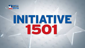 Vote Yes on Initiative 1501