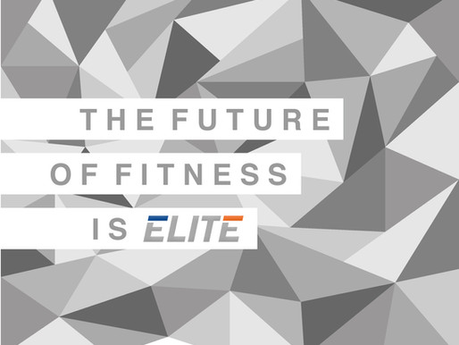 The future of fitness is #elite