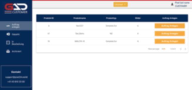 GAD Customer Interface.png