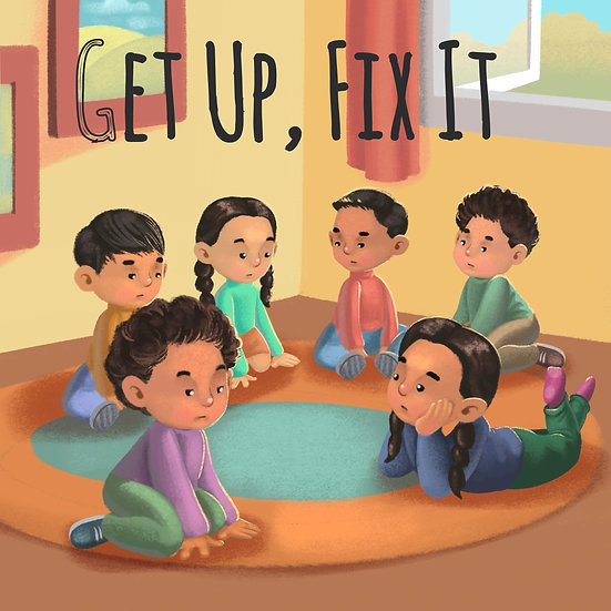 Get Up, Fix It