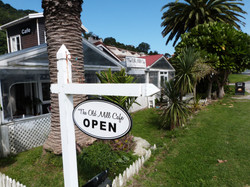 Welcome to The Old Mill Cafe, Tairua