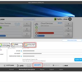 Zoom Desktop Plugin