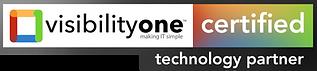 visibilityone technology partner logo.pn