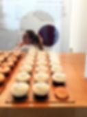 Casamigo Margarita cupcakes by Sprinkles Beverly Hills