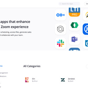 ZOOM API: from zoom marketplace, how to get your API