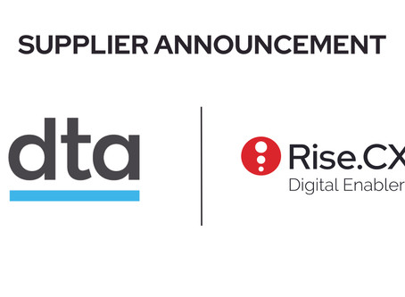 Rise.CX named as Government DTA telco supplier for 2020